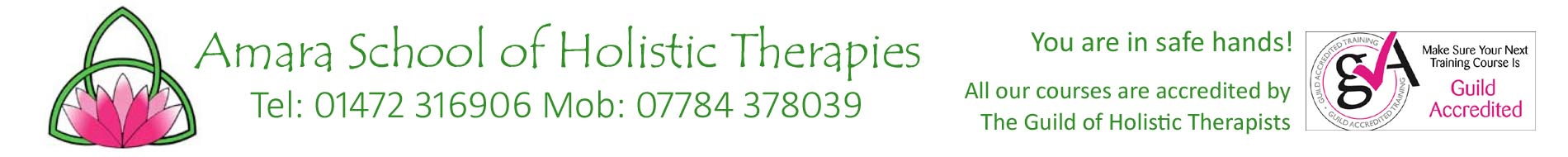 Amara school of holistic therapies